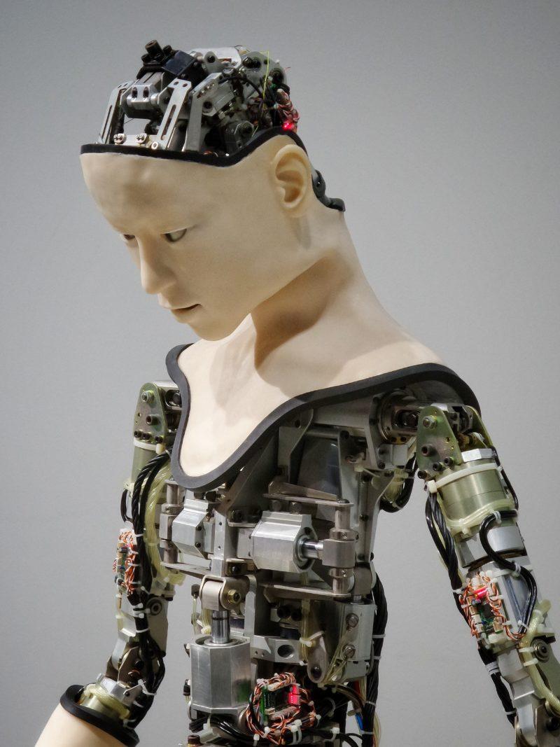 AI  人間 仕事